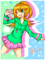 Burner .:Contest Entry:. by YukidomariX