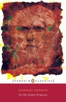 On The Origin Of Species by Charles Darwin by SimDoug