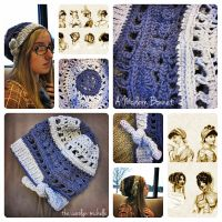A Modern Bonnet by the-carolyn-michelle