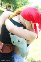 Ed x Winry [4] by DayMagician