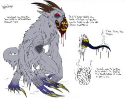 Eldritch Creatures 101 Part 9 by demongirl99
