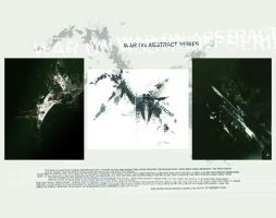 WAR ON ABSTRACT SERIES by precurser