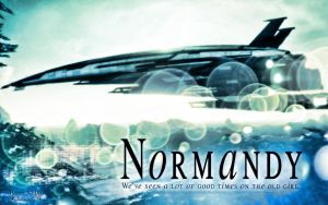 N7 Day - Normandy by Belanna42