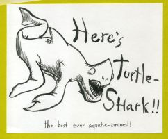 Turtle-Shark by Jety-Lefr