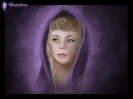 Aurora in our world by Laurine-Tellier