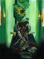 The Battle of the Five Armies - Last of Durin by meilin-mao