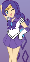 Sailor Rarity by CardcaptorKatara