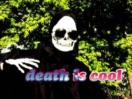 death is cool by gonzo72