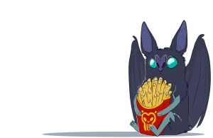 Fries. by Annasko