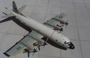 1:72 Lockheed P-3C Orion by Alan-the-leopard