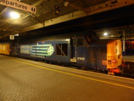 37 603 at Newton Abbot by Torre7
