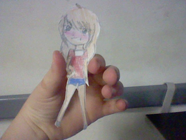 rena paper child by HomuGay