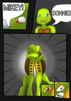 Bloodteaser - TMNT Comic Chapter 2 Page6 by LadyCreative