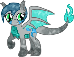 Ice Crackle the Longni by RicePoison