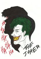 The Joker by NOTEBLUE13