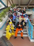Ninjas Unite at Metrocon 2014 by pikabellechu