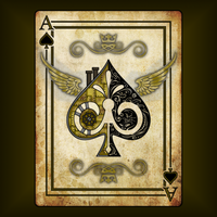 Ace of Spades Logo by lux-operon