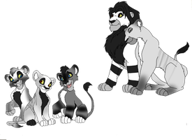 cubs for PureSoulsForever by Shinx07