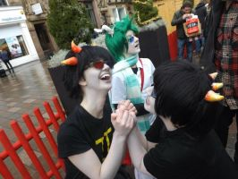 Future Sollux meet Past Sollux by One-Two-Stfu