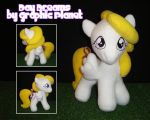 My Little Pony G1 Baby Surprise Plush by GraphicPlanetDesigns