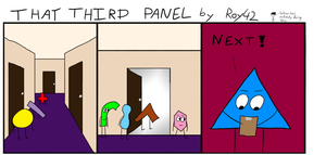 That Third Panel - More Friends #17 by Roy4242