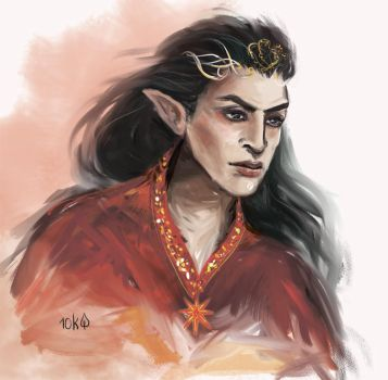 Feanor by sassynails