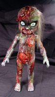 Rot Tot Undead Ursula zombie by Undead-Art