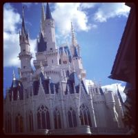 Cinderella's Castle III by inthisabyss