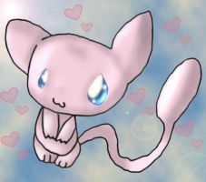Mew by Chaomaster1