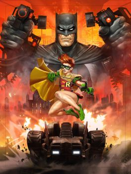DKR Black by Dave-Wilkins