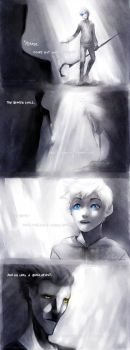 rotg - winter and the beast by ItanHimitsu