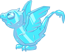 Ice Pteri by Tibby-Kitty