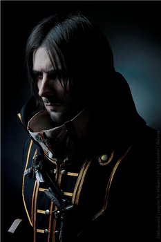 [Dishonored cosplay] Lord Protector by Alexial-kun