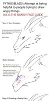 Snarly Face Guide Thing by Pythosblaze