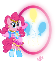 [5/6] SAILOR PINKIE PIE by MeganLovesAngryBirds