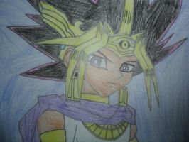 Pharaoh Atem by Freddy1016