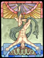 The Hanged Man by Ludi-Price