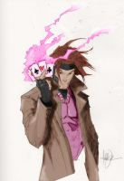 Gambit color by KillerZom