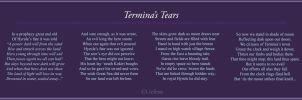 Termina's Tears by Liefesa