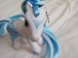 Custom my little pony glacial henna 2 by thebluemaiden