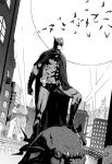 The Batman Inked by MichyKahuya