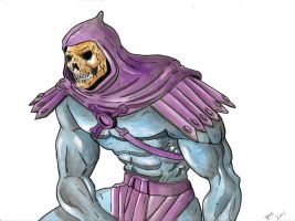 Skeletor by dreno360