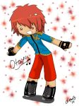 Otoya Final  by SugarBerry63