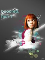 Booored, huh ? by muzzle-fx