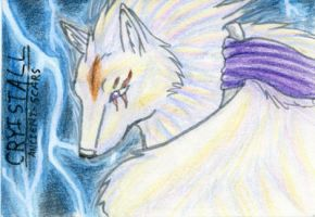 GIFT: Cryistall ACEO by MagicallyCapricious