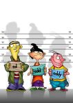 Ed,Edd n Eddy by themico