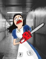 Alice: Madness Returns by Litnik25