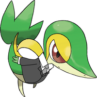 Snivy suit grey by toamac