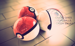 Pokeballs by miqlliot