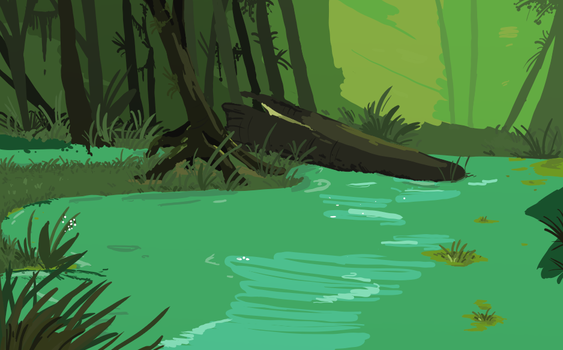 What are you doing in m' Swamp by ThatsNotOk